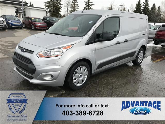 2018 Ford Transit Connect XLT (Stk: J-536) in Calgary - Image 1 of 6