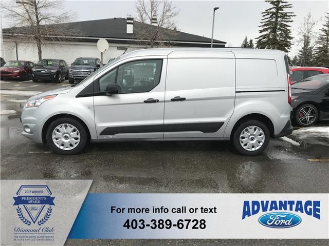 2018 Ford Transit Connect XLT (Stk: J-536) in Calgary - Image 2 of 6