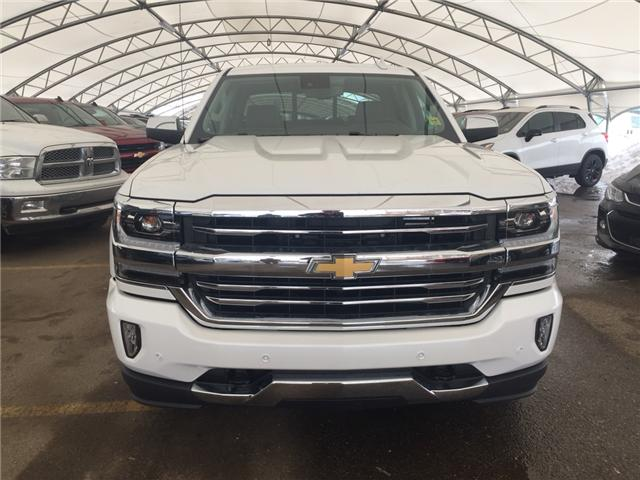 2018 Chevrolet Silverado 1500 High Country (Stk: 161917) in AIRDRIE - Image 2 of 25