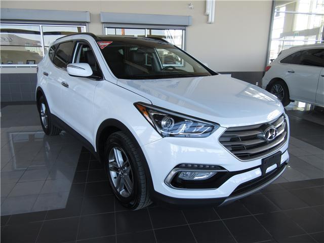 2017 Hyundai Santa Fe Sport 2.4 SE (Stk: A3698) in Saskatoon - Image 1 of 28