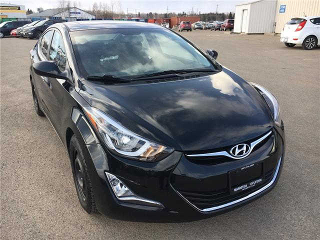 2015 Hyundai Elantra GLS (Stk: 14641A) in Thunder Bay - Image 1 of 17