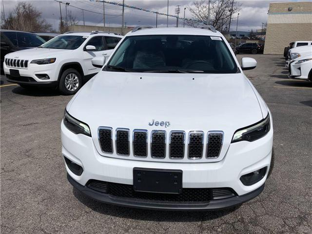 2019 Jeep Cherokee North (Stk: K015) in Burlington - Image 2 of 17