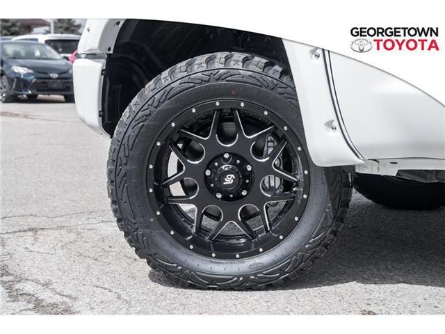 2018 Toyota Tundra SR5 Plus 5.7L V8 (Stk: 8TN318) in Georgetown - Image 4 of 20