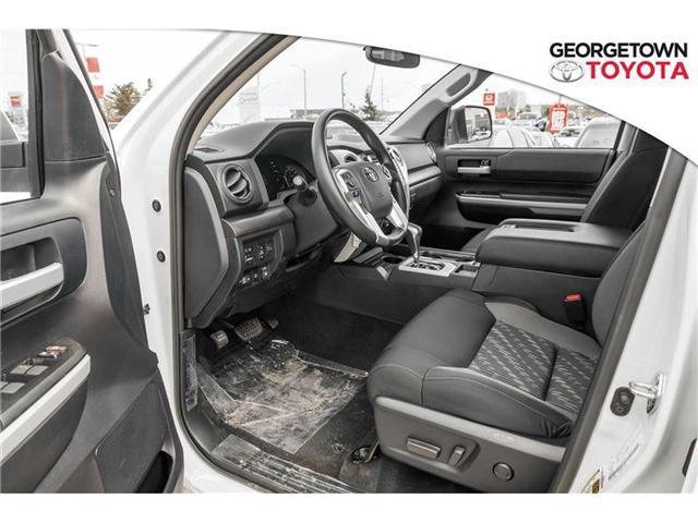 2018 Toyota Tundra SR5 Plus 5.7L V8 (Stk: 8TN318) in Georgetown - Image 8 of 20