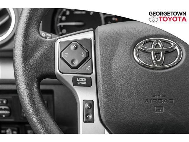 2018 Toyota Tundra SR5 Plus 5.7L V8 (Stk: 8TN318) in Georgetown - Image 11 of 20