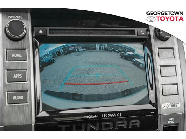 2018 Toyota Tundra SR5 Plus 5.7L V8 (Stk: 8TN318) in Georgetown - Image 12 of 20