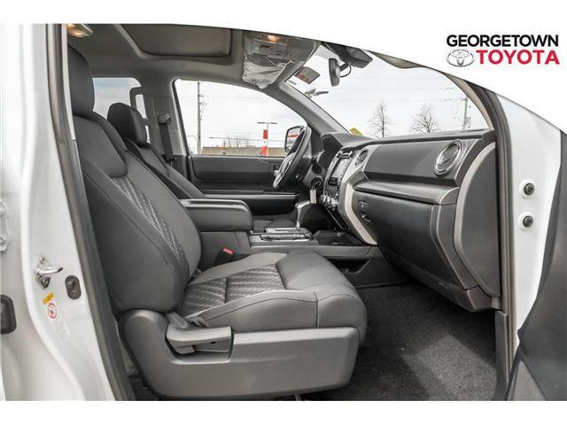 2018 Toyota Tundra SR5 Plus 5.7L V8 (Stk: 8TN318) in Georgetown - Image 17 of 20