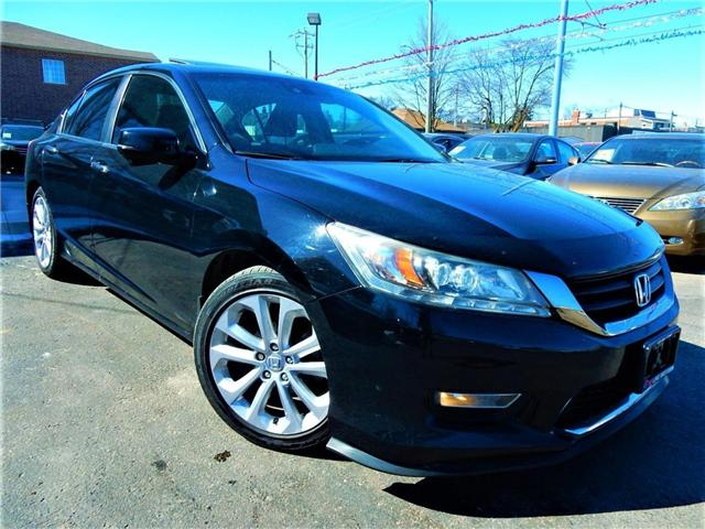 2013 Honda Accord Touring (Stk: 1HGCR2) in Kitchener - Image 1 of 29
