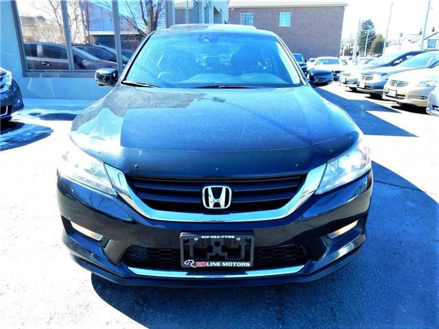 2013 Honda Accord Touring (Stk: 1HGCR2) in Kitchener - Image 2 of 29