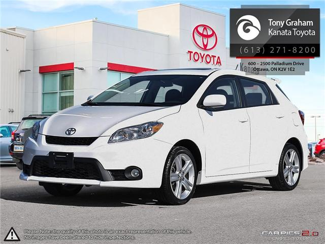 2014 Toyota Matrix Base (Stk: M2342) in Ottawa - Image 1 of 25