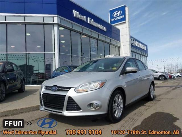 2012 Ford Focus SEL (Stk: E3081A) in Edmonton - Image 1 of 21