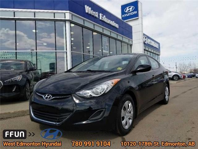 2013 Hyundai Elantra L (Stk: 85345A) in Edmonton - Image 1 of 21