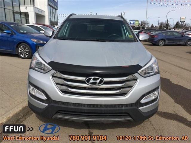 2016 Hyundai Santa Fe Sport 2.0T Premium (Stk: E3089) in Edmonton - Image 3 of 20