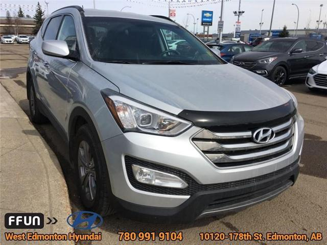 2016 Hyundai Santa Fe Sport 2.0T Premium (Stk: E3089) in Edmonton - Image 4 of 20