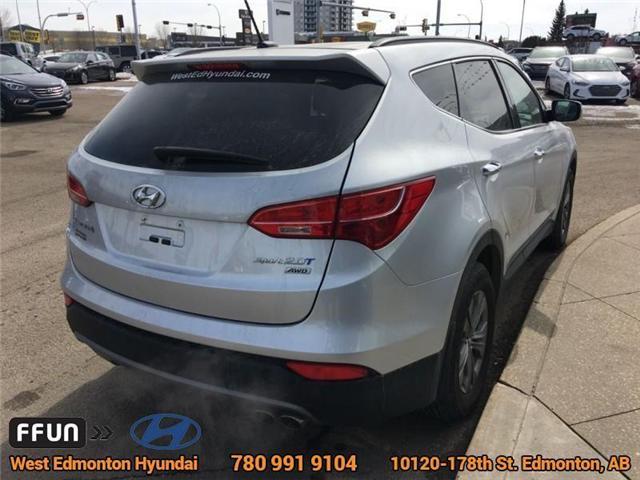 2016 Hyundai Santa Fe Sport 2.0T Premium (Stk: E3089) in Edmonton - Image 6 of 20