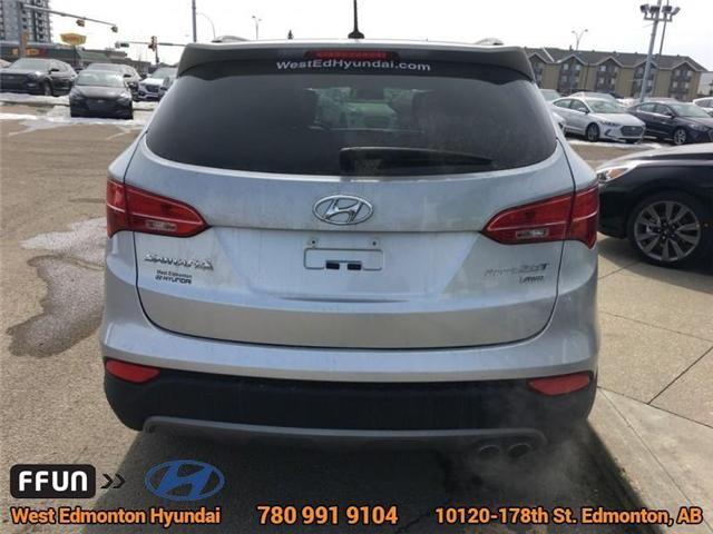 2016 Hyundai Santa Fe Sport 2.0T Premium (Stk: E3089) in Edmonton - Image 7 of 20