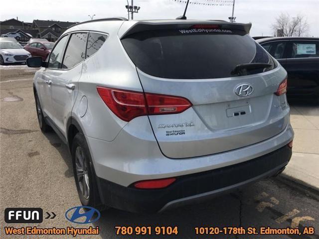 2016 Hyundai Santa Fe Sport 2.0T Premium (Stk: E3089) in Edmonton - Image 8 of 20