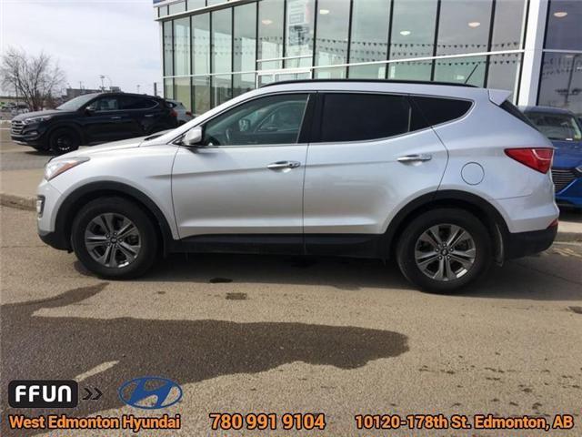 2016 Hyundai Santa Fe Sport 2.0T Premium (Stk: E3089) in Edmonton - Image 9 of 20