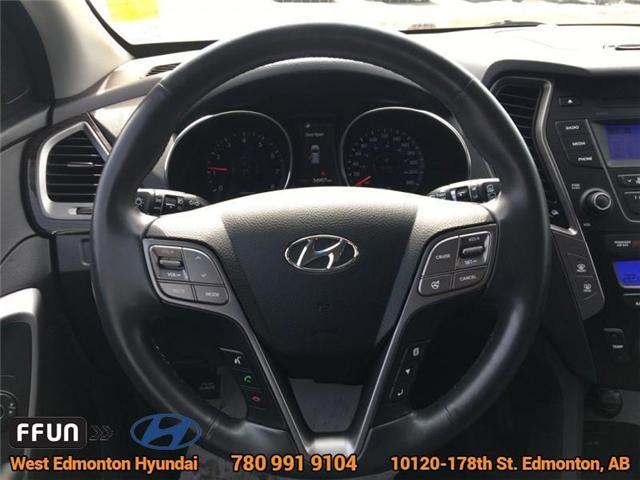 2016 Hyundai Santa Fe Sport 2.0T Premium (Stk: E3089) in Edmonton - Image 13 of 20