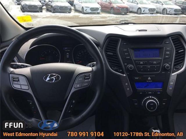 2016 Hyundai Santa Fe Sport 2.0T Premium (Stk: E3089) in Edmonton - Image 14 of 20