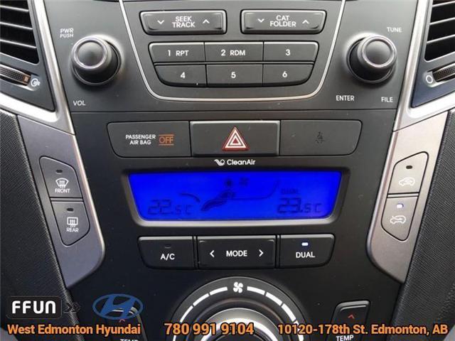 2016 Hyundai Santa Fe Sport 2.0T Premium (Stk: E3089) in Edmonton - Image 18 of 20