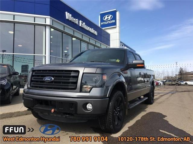 2014 Ford F-150 FX4 (Stk: E3068A) in Edmonton - Image 1 of 23