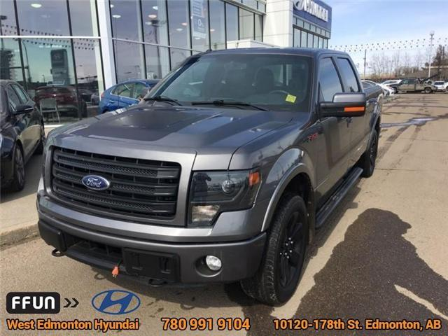 2014 Ford F-150 FX4 (Stk: E3068A) in Edmonton - Image 2 of 23