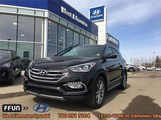 2018 Hyundai Santa Fe Sport  (Stk: E3093) in Edmonton - Image 1 of 21