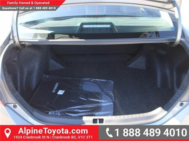 2018 Toyota Corolla LE (Stk: C977989) in Cranbrook - Image 17 of 18