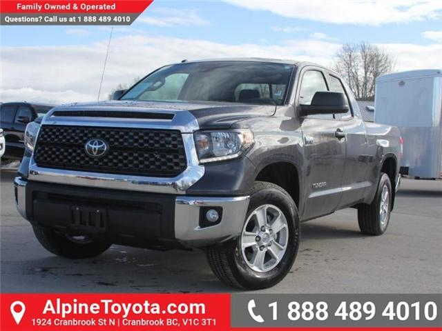 2018 Toyota Tundra  (Stk: X730793) in Cranbrook - Image 1 of 17