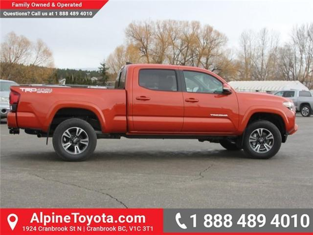 2018 Toyota Tacoma SR5 (Stk: X032960) in Cranbrook - Image 6 of 17