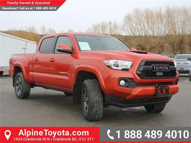 2018 Toyota Tacoma SR5 (Stk: X032960) in Cranbrook - Image 7 of 17