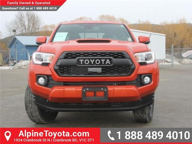 2018 Toyota Tacoma SR5 (Stk: X032960) in Cranbrook - Image 8 of 17