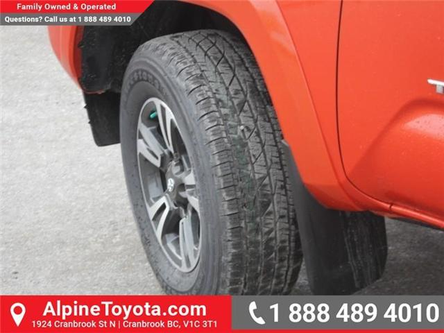 2018 Toyota Tacoma SR5 (Stk: X032960) in Cranbrook - Image 17 of 17
