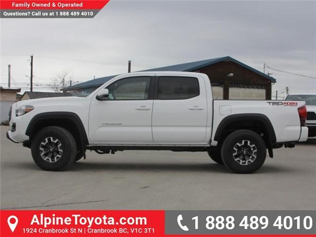 2018 Toyota Tacoma TRD Off Road (Stk: X139102) in Cranbrook - Image 2 of 18