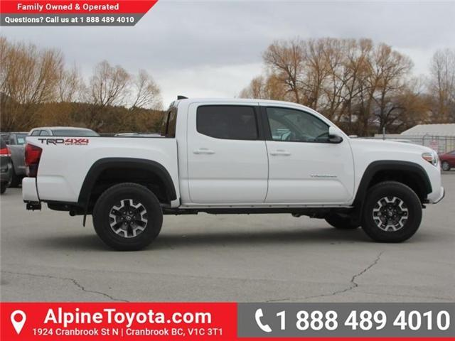 2018 Toyota Tacoma TRD Off Road (Stk: X139102) in Cranbrook - Image 6 of 18