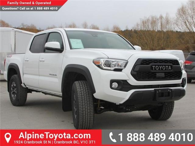 2018 Toyota Tacoma TRD Off Road (Stk: X139102) in Cranbrook - Image 7 of 18