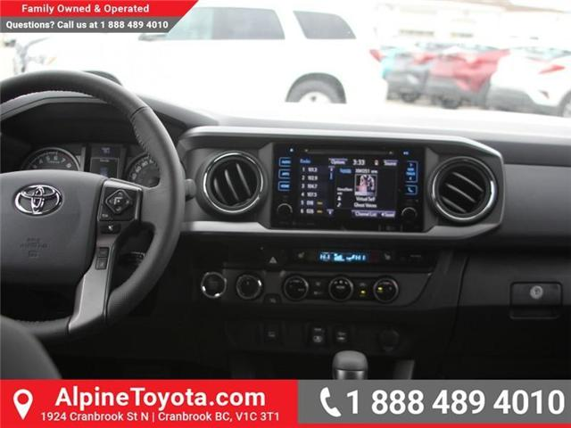2018 Toyota Tacoma TRD Off Road (Stk: X139102) in Cranbrook - Image 10 of 18