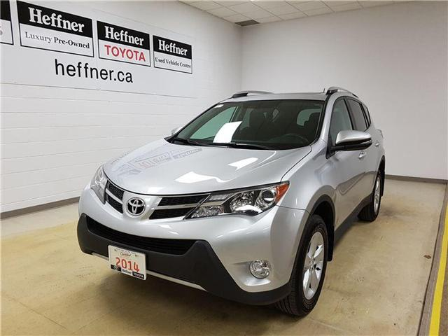 2014 Toyota RAV4  (Stk: 185343) in Kitchener - Image 1 of 22