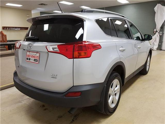 2014 Toyota RAV4  (Stk: 185343) in Kitchener - Image 9 of 22