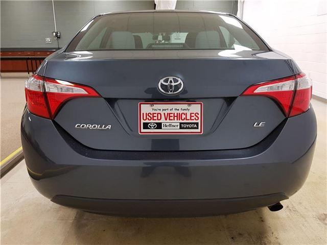 2014 Toyota Corolla  (Stk: 185335) in Kitchener - Image 8 of 21