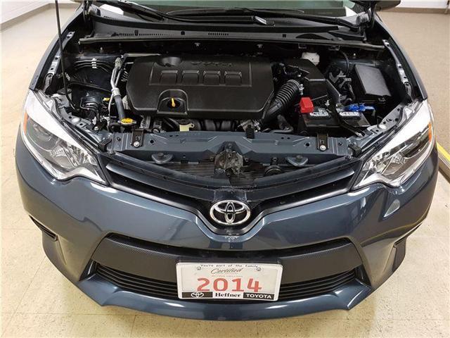 2014 Toyota Corolla  (Stk: 185335) in Kitchener - Image 20 of 21