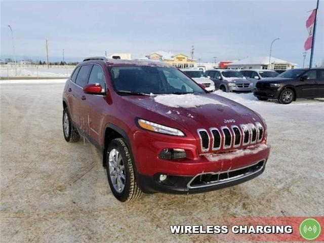 2017 Jeep Cherokee Limited (Stk: RU004) in  - Image 4 of 14