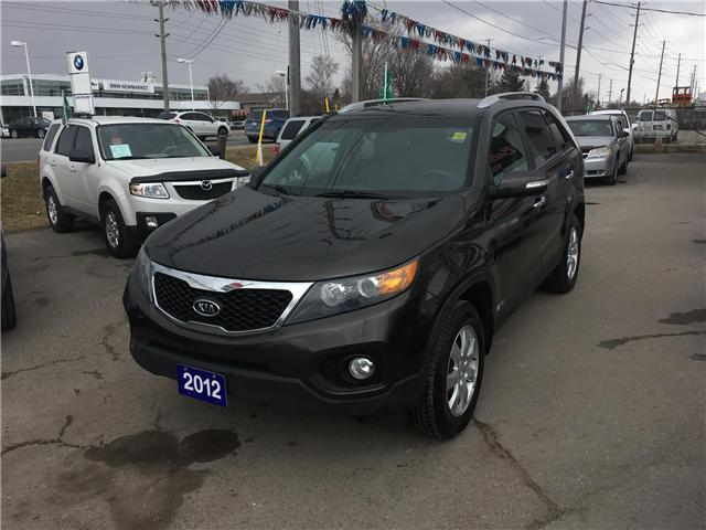 2012 Kia Sorento LX 4WD (Stk: P3330A) in Newmarket - Image 1 of 19