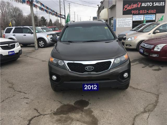 2012 Kia Sorento LX 4WD (Stk: P3330A) in Newmarket - Image 2 of 19