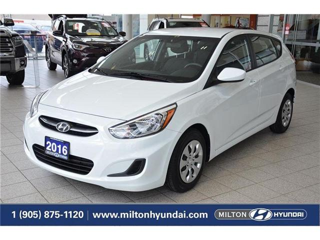 2016 Hyundai Accent SE (Stk: 238058) in Milton - Image 1 of 37