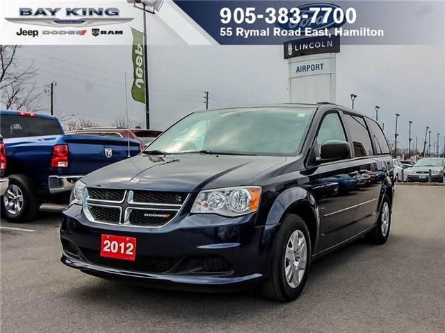 2012 Dodge Grand Caravan SE/SXT (Stk: 173665A) in Hamilton - Image 1 of 5