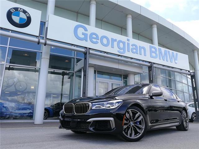 2018 BMW M760
