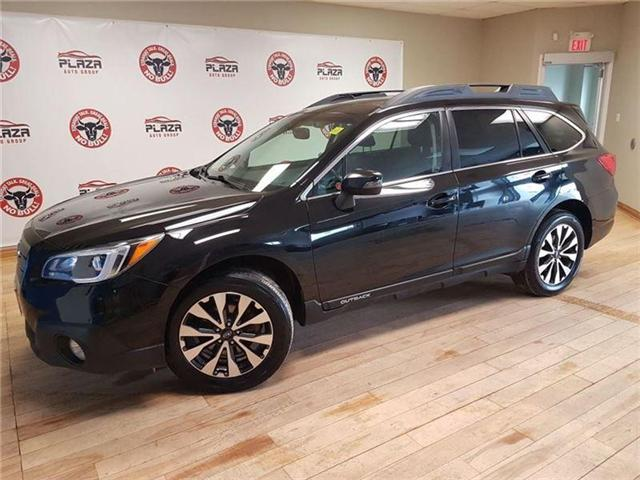 2016 Subaru Outback 2.5i Limited Package (Stk: DM4029) in Orillia - Image 1 of 15