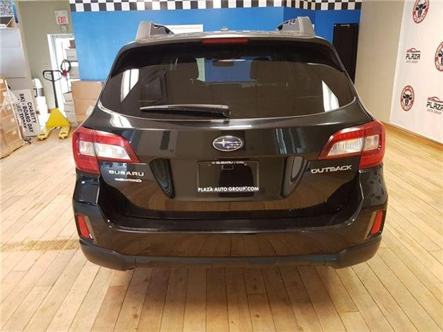 2016 Subaru Outback 2.5i Limited Package (Stk: DM4029) in Orillia - Image 4 of 15